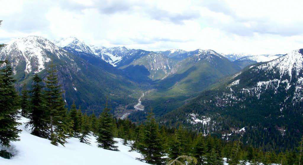 Skykomish River Basin