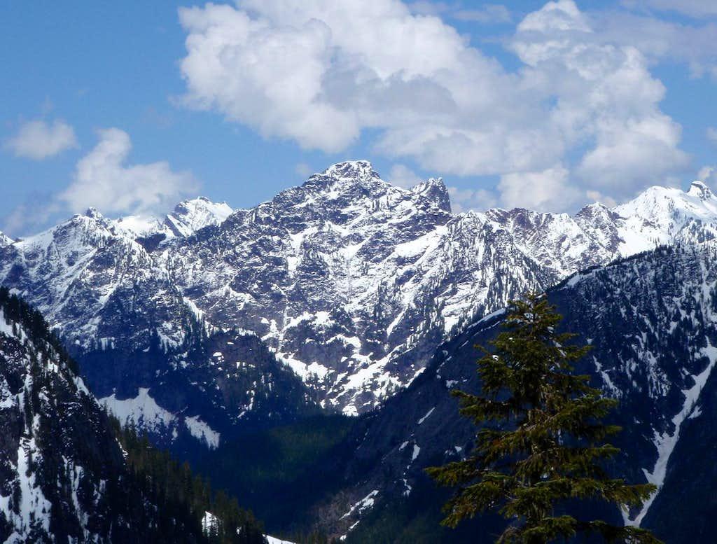 Hubbart Peak