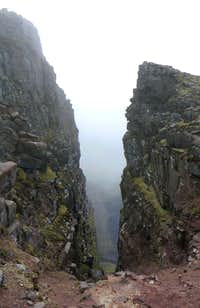 Eag Dubh (Black Cleft)