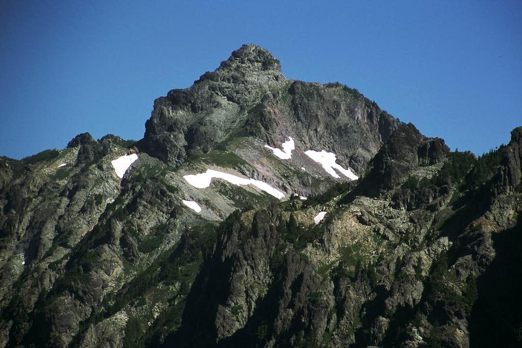 Chikamin from near Chikamin Ridge