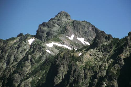 Chikamin from near Chikamin Ridge