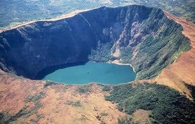 Volcan Cosigüina - Nicaragua