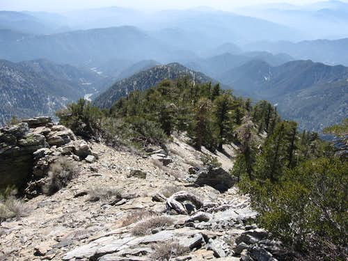 Big Horn Ridge to Baldy