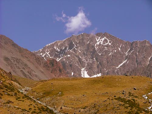 Cerro Vallecitos.
