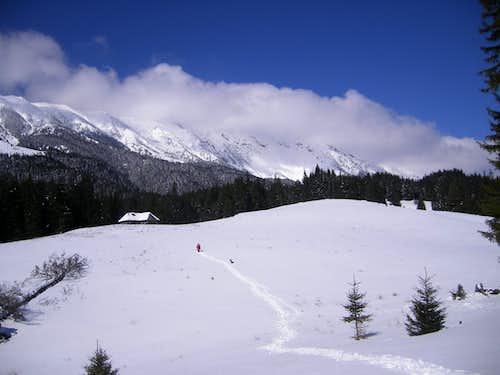 Piatra Craiului South Ridge