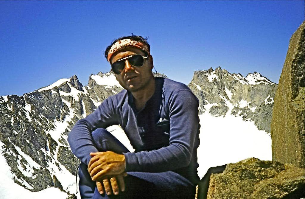 Solo Mountaineering Years