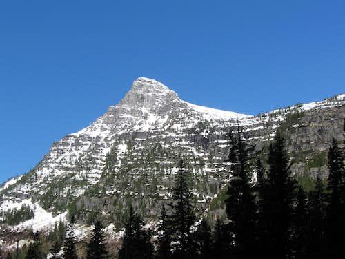 Heavens Peak Ridge
