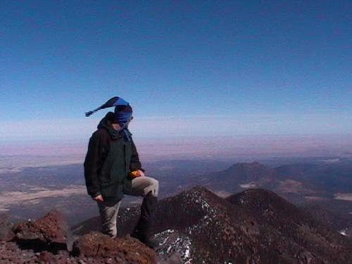 Me on Top of AZ