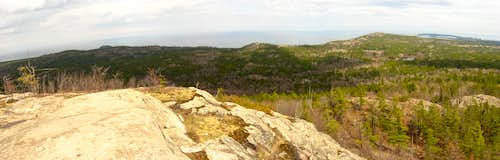Hogback Summit