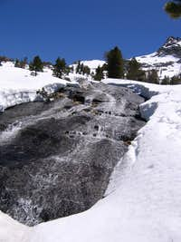 Silliman Creek crossing