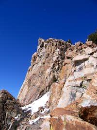 Mount Silliman summit