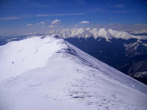 Piatra Craiului - South Ridge