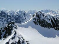Blue Lake Peak as viewed from...