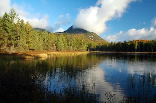 Maine 1,000 Foot Prominence Peaks