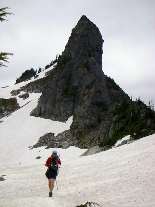 Climbing to Nimbus