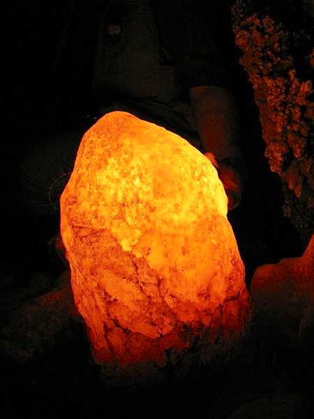 Interesting crystal