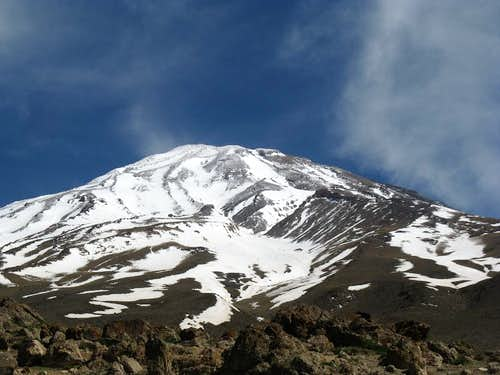 Damavand South Face