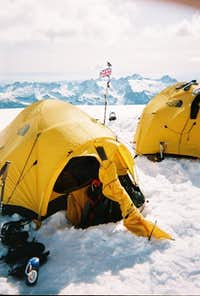 April 2004 High Camp