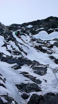 Graybeard ice step