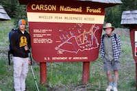 Horshoe Lake Trail