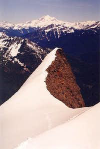 Glacier Peak as viewed from...