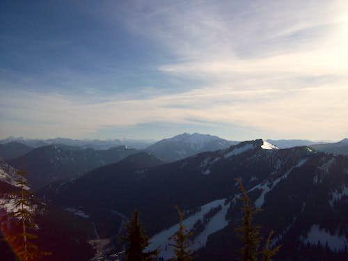 Views on Cowboy Mountain