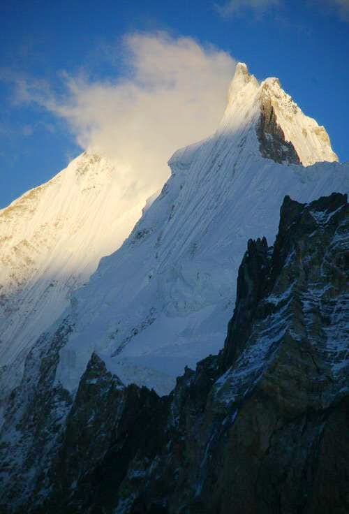 Gasherbrum Twins, Karakoram, Pakistan