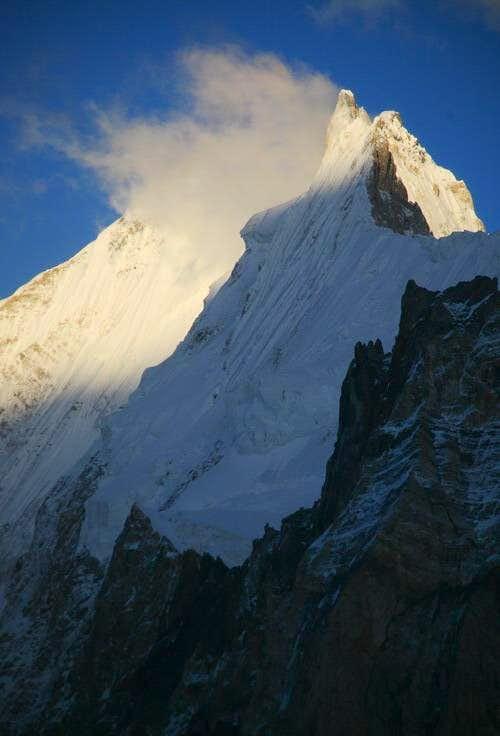 Gasherbrum Twins, Karakoram, Pakistan
