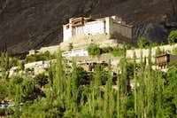 Baltit Fort Hunza Pakistan