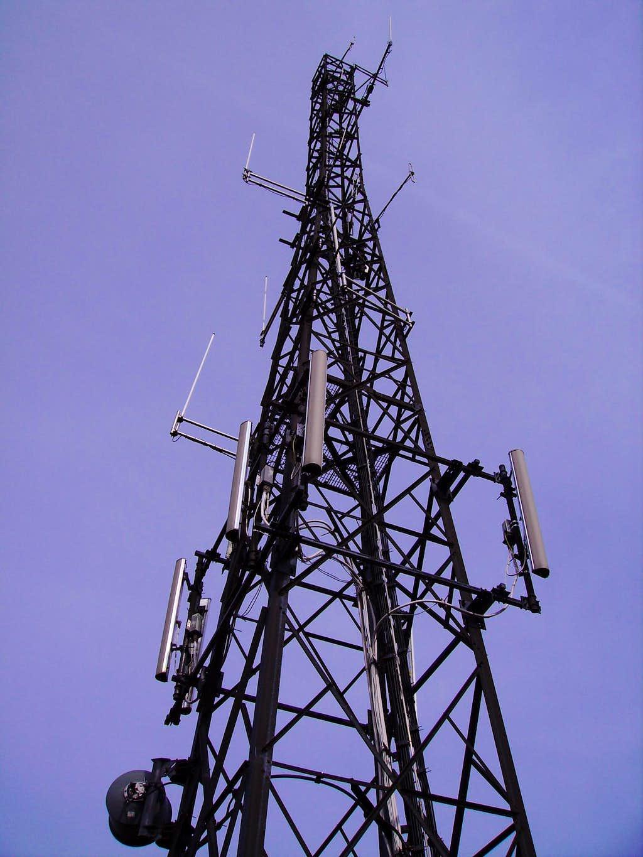 Broad Law old police radio tower : Photos, Diagrams & Topos : SummitPost