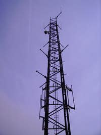 Broad Law new police radio tower