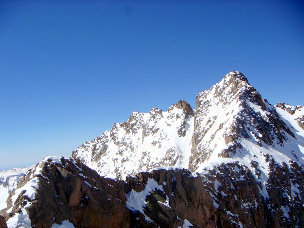 Mount Eolus : Climbing, Hiking & Mountaineering : SummitPost