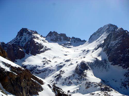 Sunlight & Windom Peaks