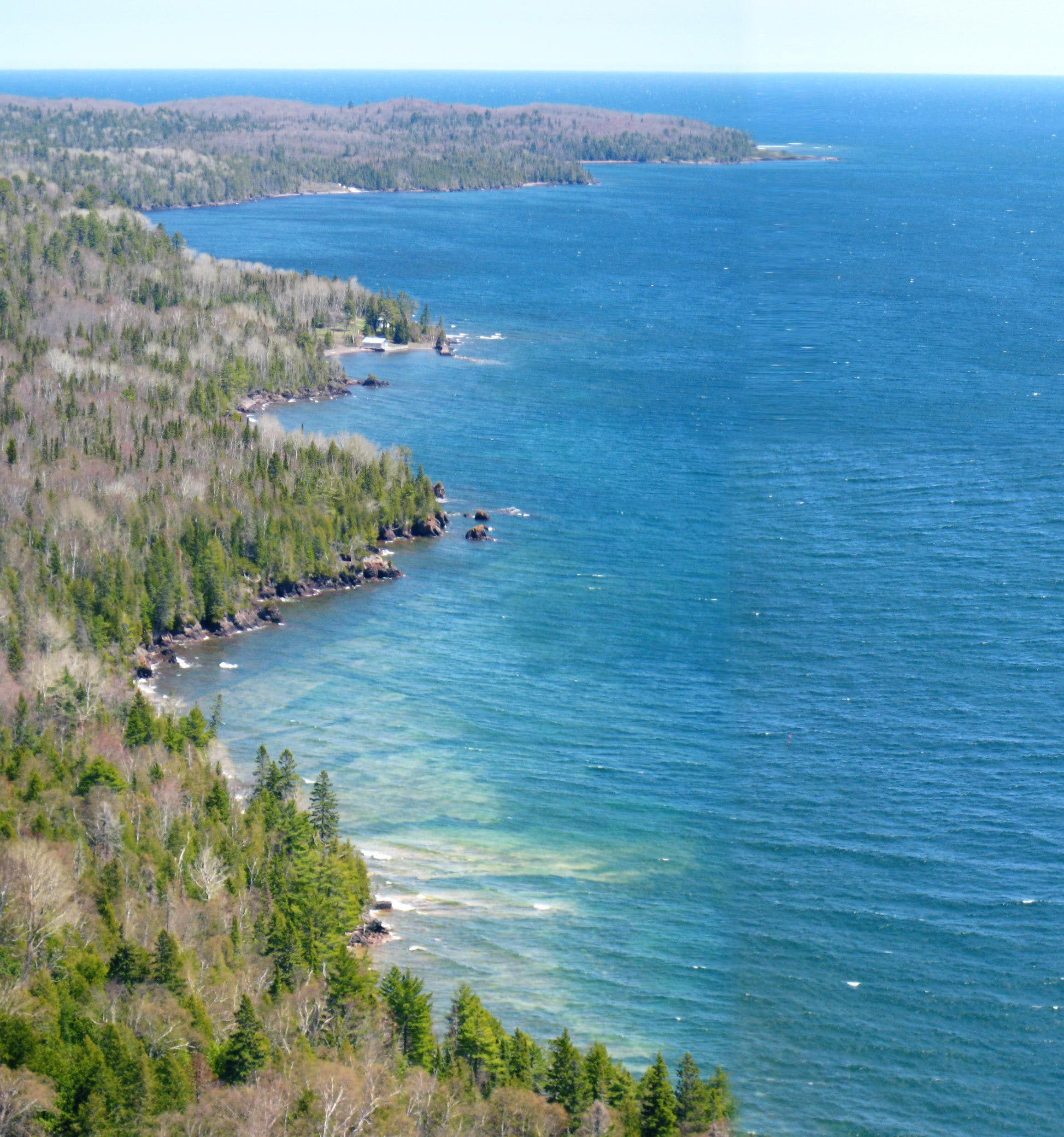 A Brief Geological History of the Keweenaw