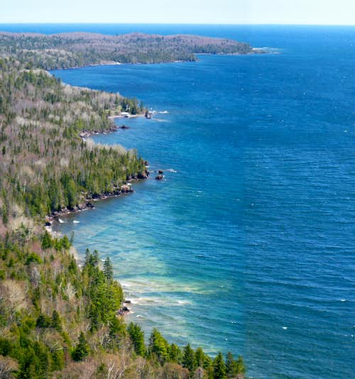 The Keweenaw Peninsula