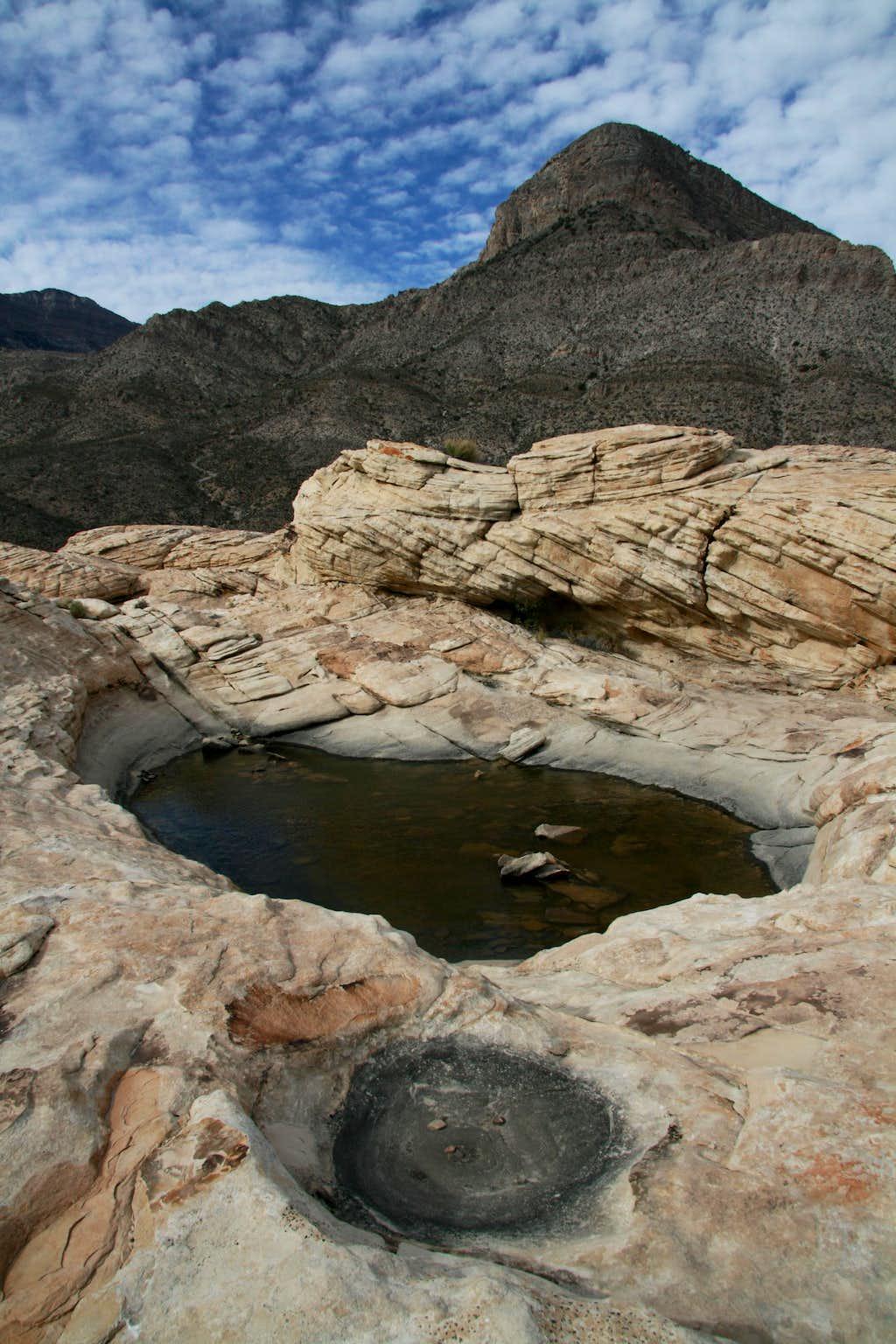 Summit Tinaja and Turtlehead Peak
