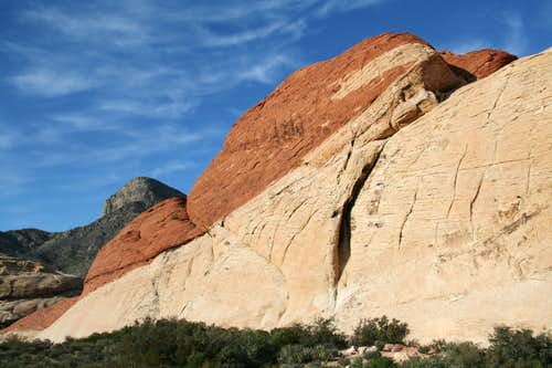Calico Hills and Turtlehead Peak