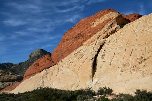 Calico Hills and Turtlehead Peak