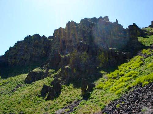 Squaw Butte