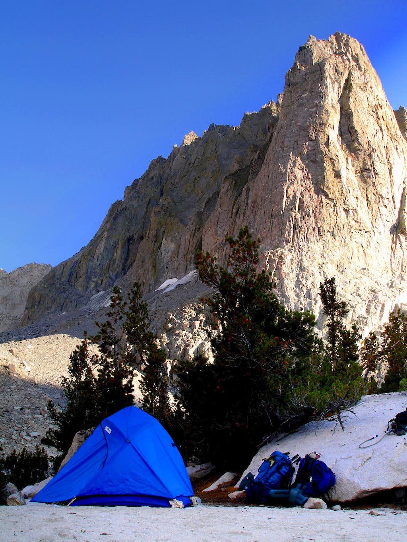 Temple Crag Camp