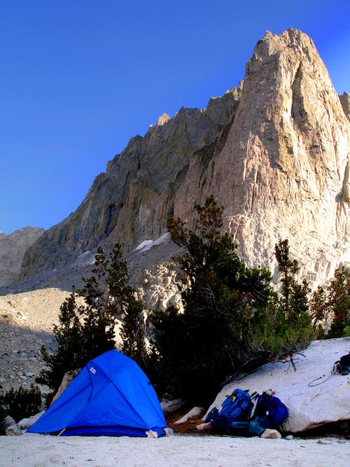 Temple Crag Camp