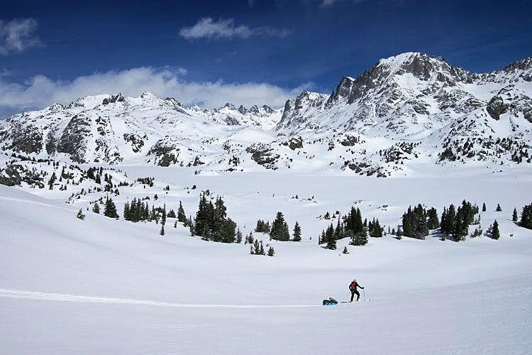 Gannett Peak Ski Tour, May 2009 (Photo Trip Report)