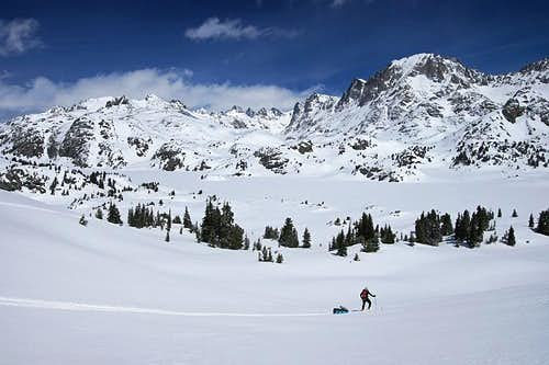 Gannett Peak Ski Tour, May 2009 (Photo Trip Report)
