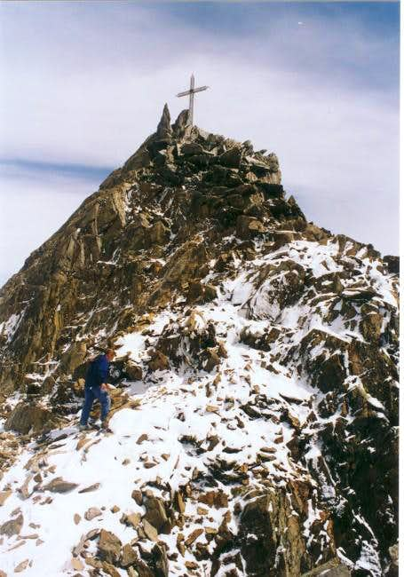 The summit is near! july 2003