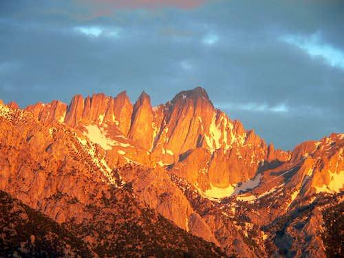 Lone Pine High Sierra
