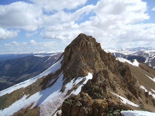 Greg Mace\'s Summit Block