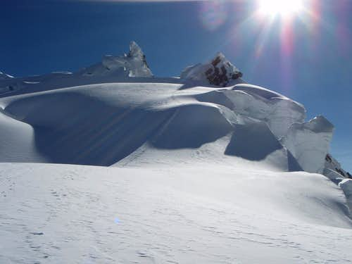 Pisco glacier2