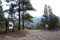 Laramie Peak Trailhead