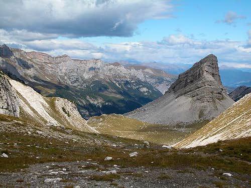 Monte Turrion Basso (2384m),...