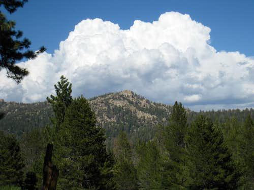 Sirretta Peak